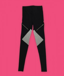 zipper-trim-block-leggings-black-1